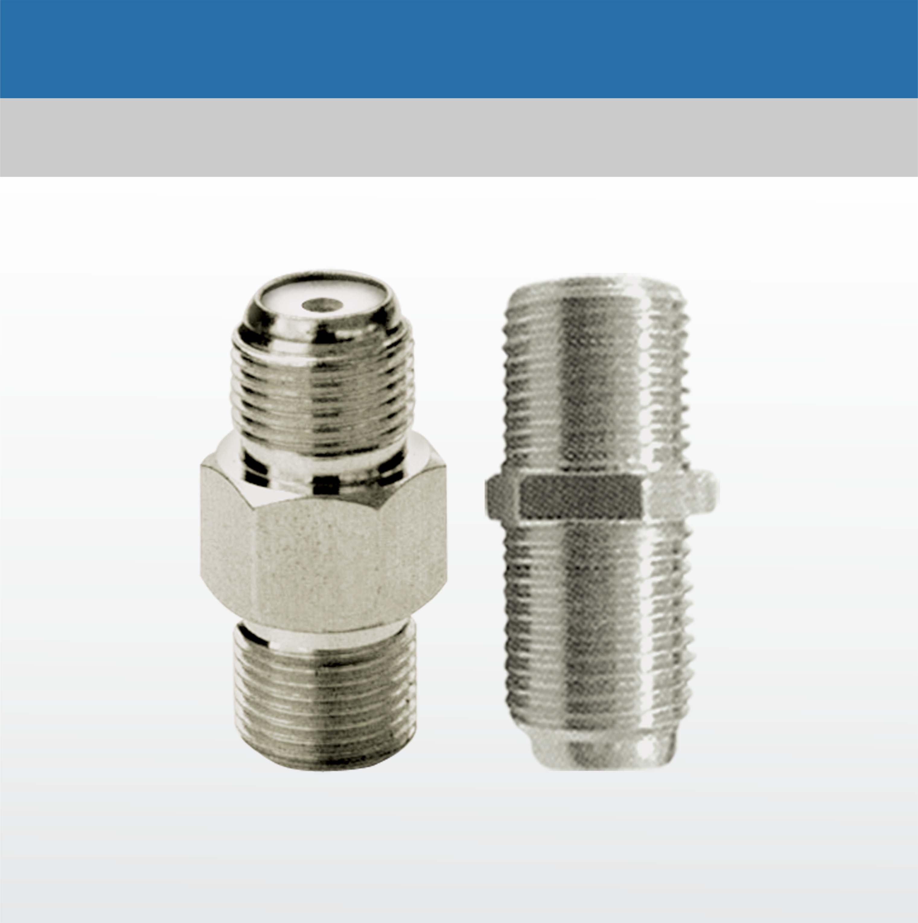 CONNECTOR FIMALE TO FIMALE