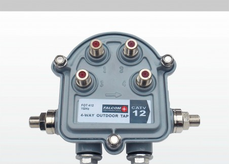 OUTDOOR TAP 4W 10dB – 20dB
